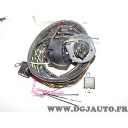 Faisceau attelage attache remorque 7 poles specifique ECS MB026FL pour mercedes classe E CLK W210 C208