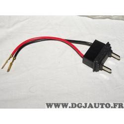 Fiche electrode faisceau batterie NGTS 365862 pour velo electrique wayscral W300