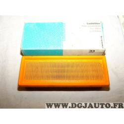 Filtre à air Tecafiltres 33 LX454 pour fiat tempra tipo uno lancia dedra delta zastava yugo 1.4 1.6 essence