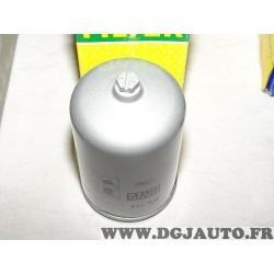 Filtre à carburant gazoil Mann filter WK713 pour volvo S60 S80 V70 XC70 XC90 audi 80 100 volkswagen golf jetta LT 28 31 35 40 45