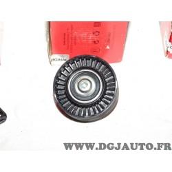 Galet enrouleur courroie accessoire Gates T36247 pour BMW serie 1 3 E87 E90 E91 E92 E93 diesel