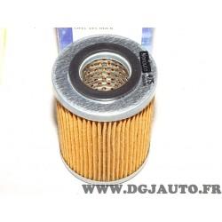 Filtre à huile moteur Norauto 475 pour opel vectra B dont break 2.0DI 2.0 DI 16V diesel