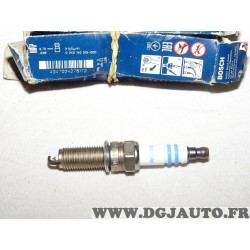 Lot 3 bougies allumage iridium Bosch YR6NI332S 0242140515 pour hyundai i30 kona tucson veloster kia ceed optima sportage mercede