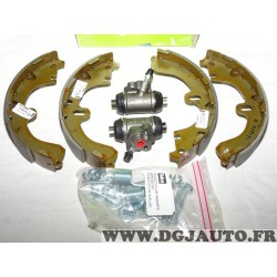 Kit frein arriere montage sumitomo Valeo 553891 pour toyota corolla 7 8 VII VIII E100 E110