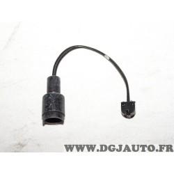 Contacteur capteur temoin usure plaquettes de frein Ferodo FWI201 pour BMW E12 E24 E28 E30 dont M3 M5 alpina