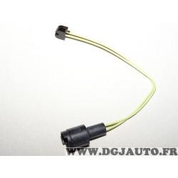 Contacteur capteur temoin usure plaquettes de frein Ferodo FWI202 pour BMW E32 E34 serie 5 7