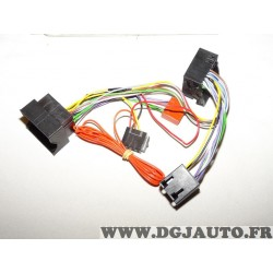 Faisceau branchement kit mains libres ISO Sofare 14784 pour mercedes classe E CLS SLK W211 R171 C219