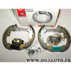 Kit frein arriere prémonté 203x39mm montage lucas Ferodo FMK339 pour ford focus 1 2 I II dont break