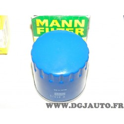 Filtre à huile moteur Mann filter W815/3 pour citroen BX C15 LNA visa peugeot 104 204 205 304 305 renault 14 R14 talbot samba 0.
