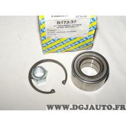 Kit roulement roue avant SNR R173.37 pour mitsubishi colt 5 6 V VI RG Z30 CJ0 avec ABS