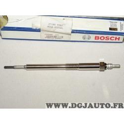 Lot 3 bougies de prechauffe Bosch 0250503003 pour honda accord 7 VII CL CM CN civic 8 VIII FN FK CR-V FR-V RD RE BE 2.2 i-CTDI 2