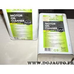 1 Bidon 5L 5 litres cure oil cleaner traitement moteur essence et diesel Spheretech S01/5 (Attention nécessite l'appareil du fab