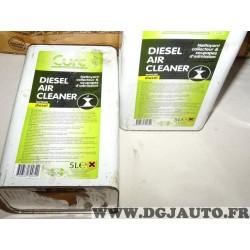 1 Bidon 5L 5 litres cure diesel Air Cleaner traitement moteur diesel Spheretech SC03/5 (Attention nécessite l'appareil du fabric