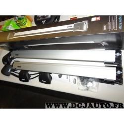 Paire barres de toit aluminium wingbar edge 959X Thule 9595 avec système verrouillage