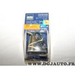 Condensateur avec vis platinée jeux de contact rupteur allumeur montage ducellier Beru DKS036 0900342036 pour renault 9 11 R9 R1