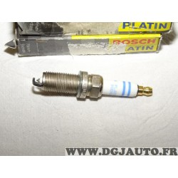 Lot 4 bougies allumage platine Bosch FR6MPP332 0242240619 pour mercedes classe C E G S CLC CLK CLS SL SLK SLR sprinter W203 W204