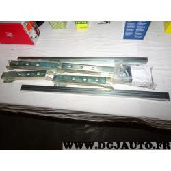 Kit barres de toit capot couvercle remorque Norauto R800750 pour remorque NOR1500