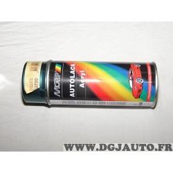 Bombe aerosol retouche de peinture autolack acryl vert 400ml DLU08/19 Motip 53720 pour alfa romeo chrysler hyundai mercedes rena