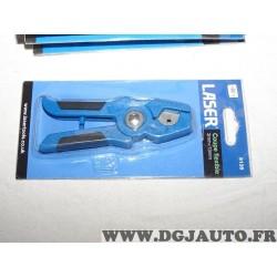 Pince coupe flexible colson collier serrage de 3mm à 13mm Lasertools 6135