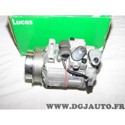 Compresseur de climatisation Lucas ACP355 pour mercedes classe C E G S CLC CLK GLK sprinter viano vito W203 W204 W211 W220 W463