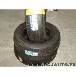 Lot 2 pneus neuf Michelin energy saver 185/70/14 185 70 14 88H DOT1412