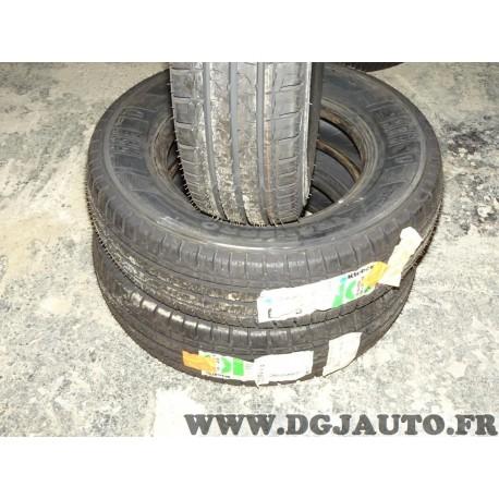 Lot 2 pneus neuf Kleber transpro 205/75/16C 205 75 16 C 110 108R DOT2315