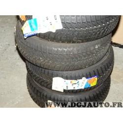 Lot 2 pneus neuf Michelin alpin A4 hiver 195/60/15 195 60 15 88H DOT3414 DOT3815 DOT3715 DOT3314
