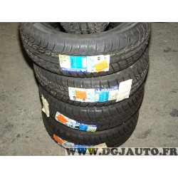 Lot 2 pneus neuf Michelin alpin A3 hiver 185/65/14 185 65 14 86T DOT2614 DOT3615 DOT3515