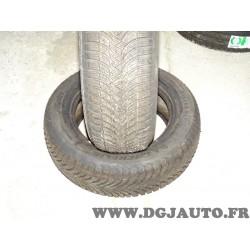 Lot 2 pneus neuf Michelin alpin A4 hiver 215/60/16 215 60 16 99H DOT3613