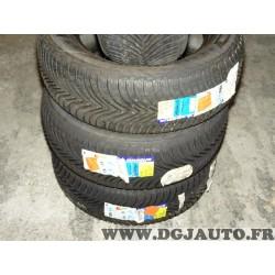 Lot 2 pneus neuf Michelin alpin 5 hiver 225/55/16 225 55 16 99H DOT3514 DOT3014 DOT3414 DOT1815 DOT3815 DOT3314