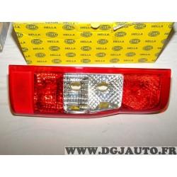 Feu lanterne arriere droit Hella 9EL171968-021 pour ford transit 6 VI partir de 2006