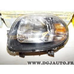 Phare projecteur avant gauche Renault 7701045171 pour renault clio 2 II de 1998 à 2001