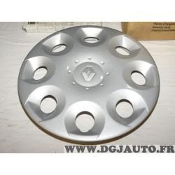 """Enjoliveur nénuphar 14"""" 14 pouces cache roue jante Renault 403155388R pour renault kangoo 1 2 I II clio 2 II megane 1 twingo"""