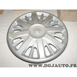 """Enjoliveur 15"""" 15 pouces cache roue jante Renault 7711210829 pour renault megane scenic"""
