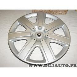 "Enjoliveur 16"" 16 pouces cache roue jante Renault 7711217581 pour renault scenic 2 3 II III megane 2 3 II III captur clio 4 IV k"