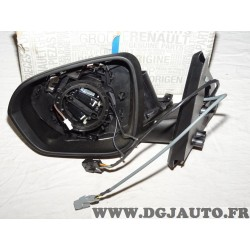 Corps retroviseur electrique avant gauche sans glace sans coque Renault 232636325 pour dacia duster