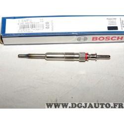 Lot 3 bougies prechauffe Bosch 0250402002 pour BMW E87 E46 E90 E91 E92 E93 E60 E61 E63 E64 E65 E66 E67 E53 E83 E70 E71 serie 1 3