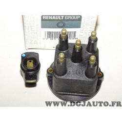 Tete allumage + rotor doigt allumeur ducellier Renault 7701033620 pour renault 19 25 R19 R25 clio 1 megane 1 dont scenic express