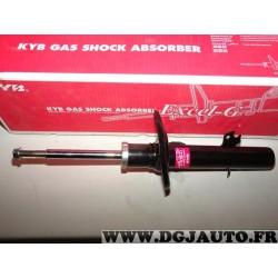 Amortisseur de suspension avant gauche pression gaz Kayaba 333777 pour citroen C3 picasso