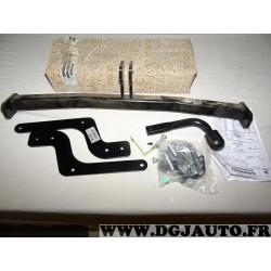 Crochet attelage attache remorque sans faisceau Renault 8201382025 + 8201382031 pour dacia sandero stepway