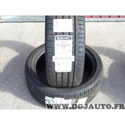 Lot 2 pneus neuf Continental contisportcontact 5 MOE SSR 225/40/18 225 40 18 92W XL FR DOT0418 DOT4917
