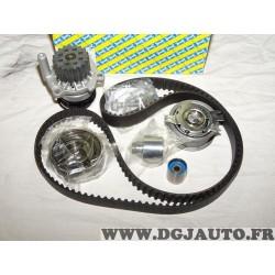 Kit distribution galets + courroie + pompe à eau SNR KDP457.720 pour audi A1 A3 A4 A5 A6 Q3 Q5 TT seat alhambra altea exeo ibiza