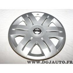 """Enjoliveur cache roue jante 16"""" 16 pouces Renault 8200041561 pour nissan primastar"""