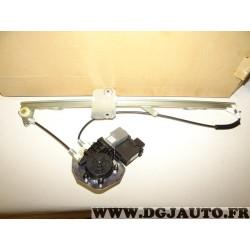 Leve vitre electrique avant gauche avec moteur Seim 920080 pour iveco daily 4 5 IV V renault master 2 II opel movano A