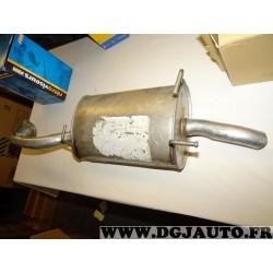 Silencieux echappement arriere Walker 23394 pour nissan primera break WP12 2.2DI 2.2DCI 2.2 DI DCI diesel partir de 2002
