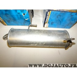 Silencieux echappement arriere MTS 01.95800 pour peugeot 206 1.4HDI 1.9D 1.9 D 1.4 HDI diesel