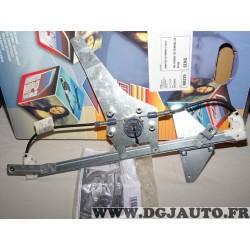 Mecanisme leve vitre electrique sans moteur porte avant droite Liftek LTPG711R pour peugeot 5008 partir de 11/2009