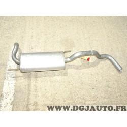 Silencieux echappement arriere Walker 604010 pour volkswagen polo 3 III de 1994 à 2001 1.0 1.3 1.4 1.6 essence