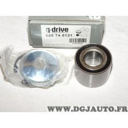 Kit roulement de roue Q-drive 628745121 pour renault 9 11 19 R9 R11 R19 super 5 twingo clio 1 2 3 I II III megane 1 modus nissan