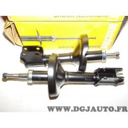 Paire amortisseurs suspension avant pression huile Anschler 635741061 pour renault kangoo nissan kubistar